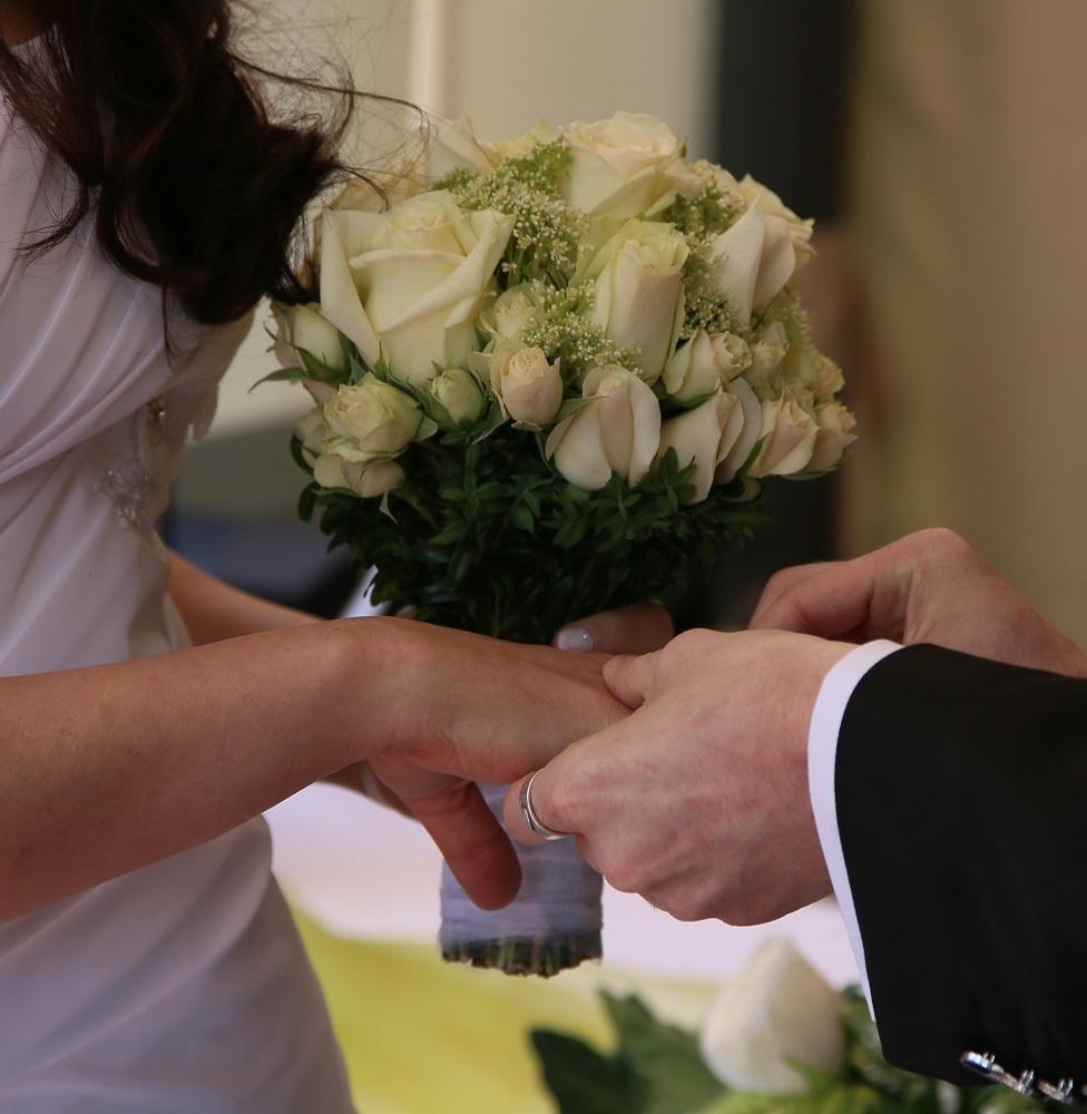 Mein Mann, unsere Hochzeit und ich
