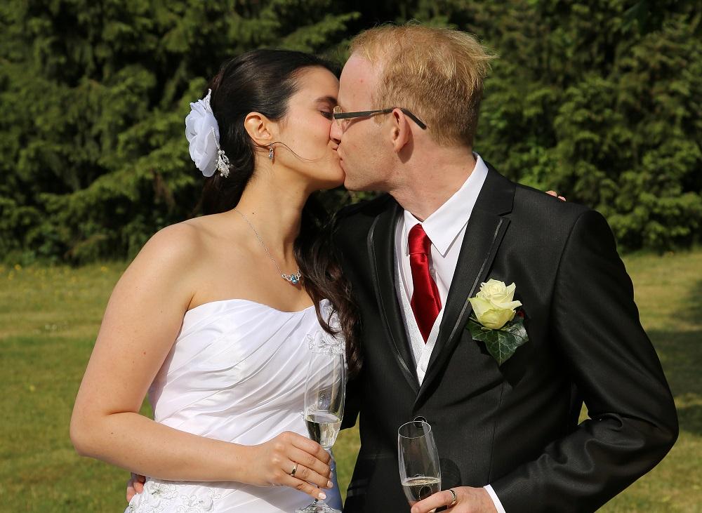 Hochzeit Mann
