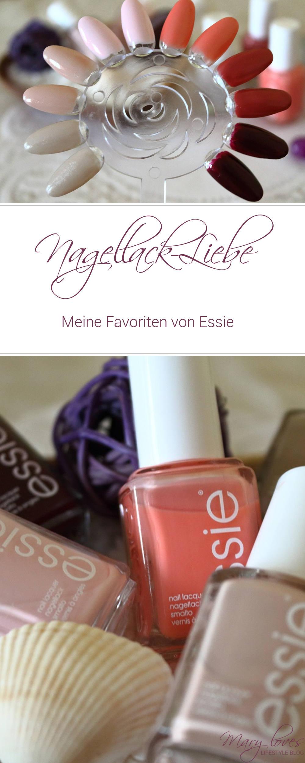 Nagellack-Liebe: Meine Essie-Lieblinge - Mary Loves