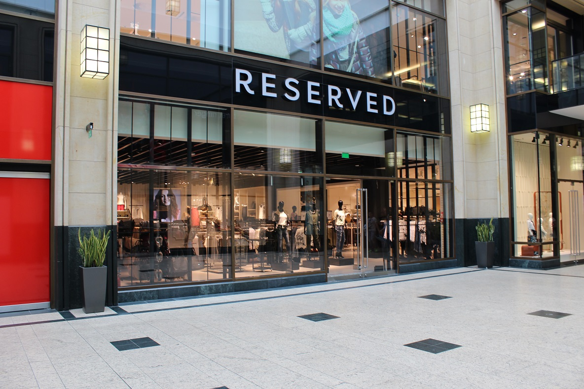 Store Opening: Reserved ab sofort in Leipzig