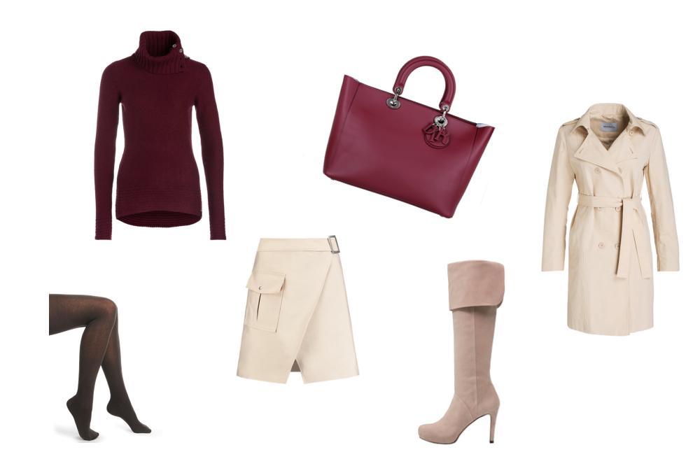 1 neuer Lieblingspullover – 3 verschiedene Herbststyles - Der elegante Look
