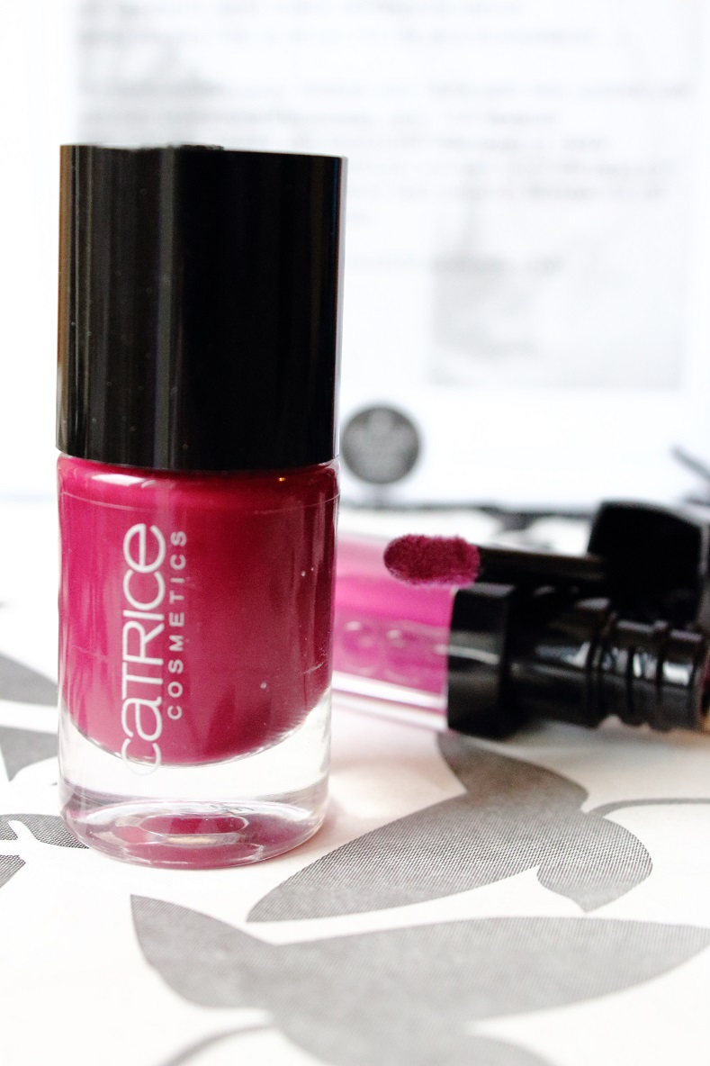 BloggerBoxx Edition Rainy Days - Catrice Nagellack