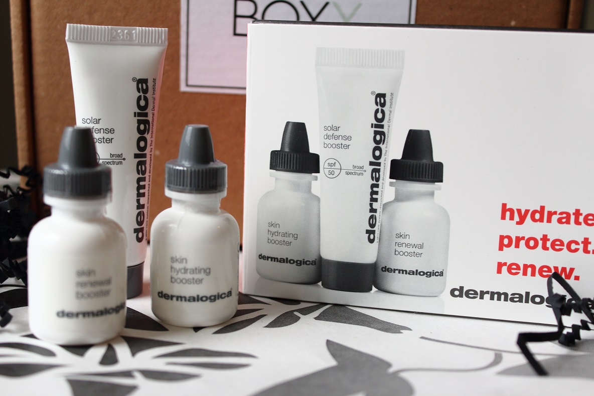 BloggerBoxx Edition Rainy Days - Dermalogica