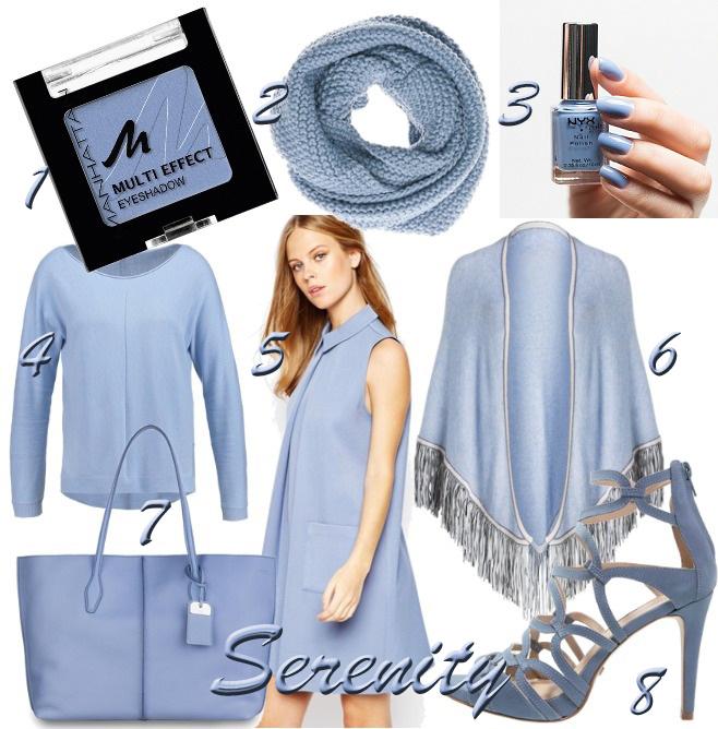 Trendfarbe 2016 Serenity - [Editor's Picks] Die Trendfarben 2016 - Rose Quartz & Serenity