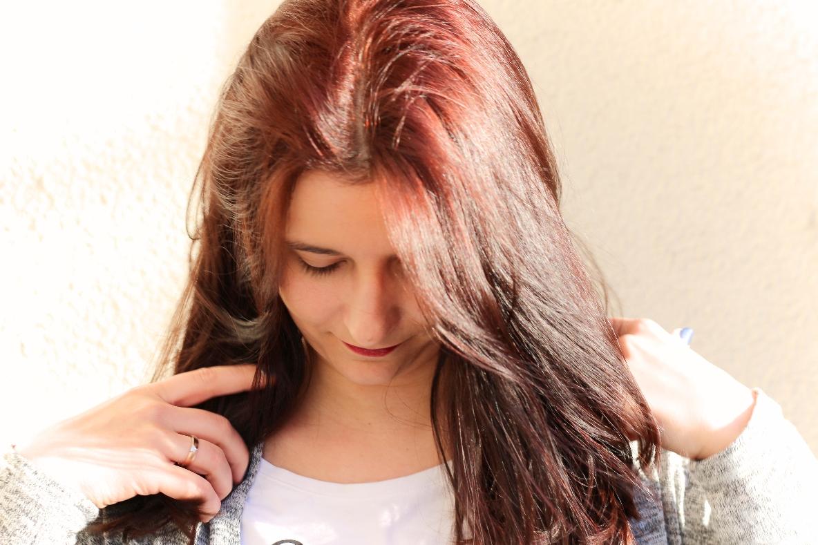 Frisur nachher