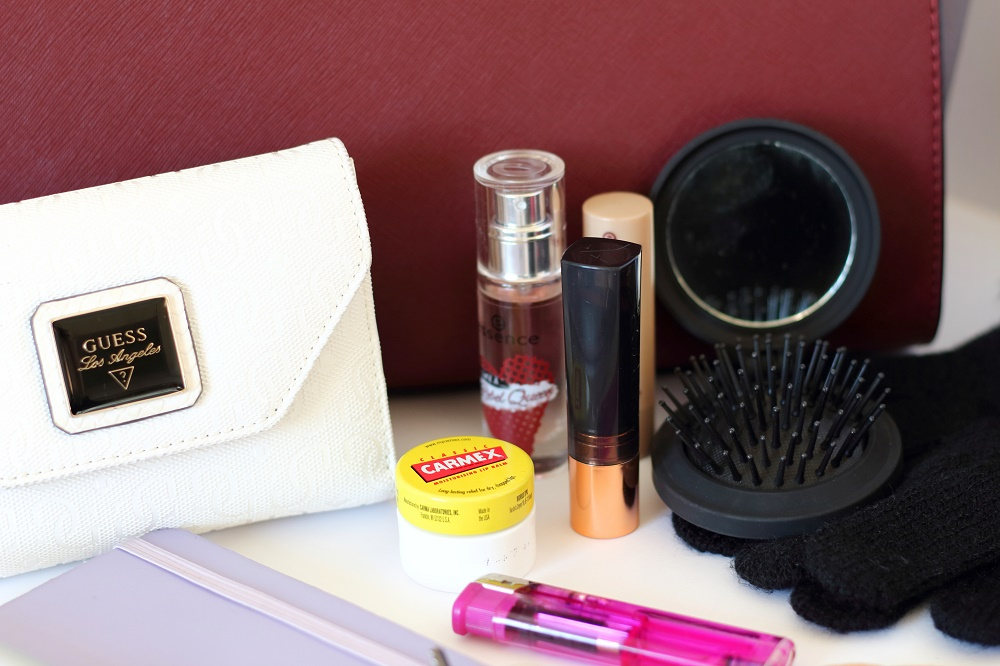 [Blogparade] What's in my new bag?