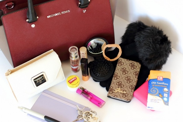 What is in my bag 3