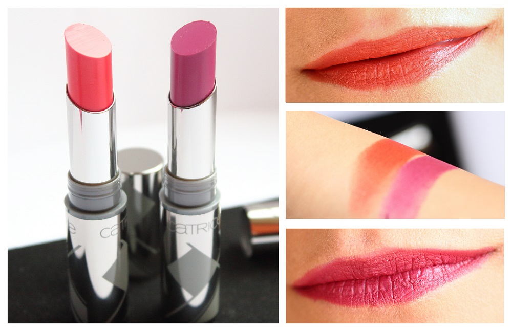 Catrice - Graphic Grace Powdery Lips Collage