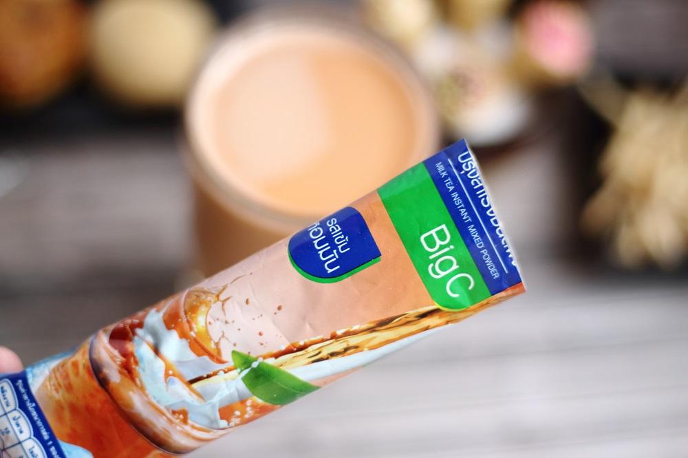 Thailändischer Milch-Tee 1