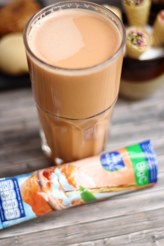 Thailändischer Milch-Tee