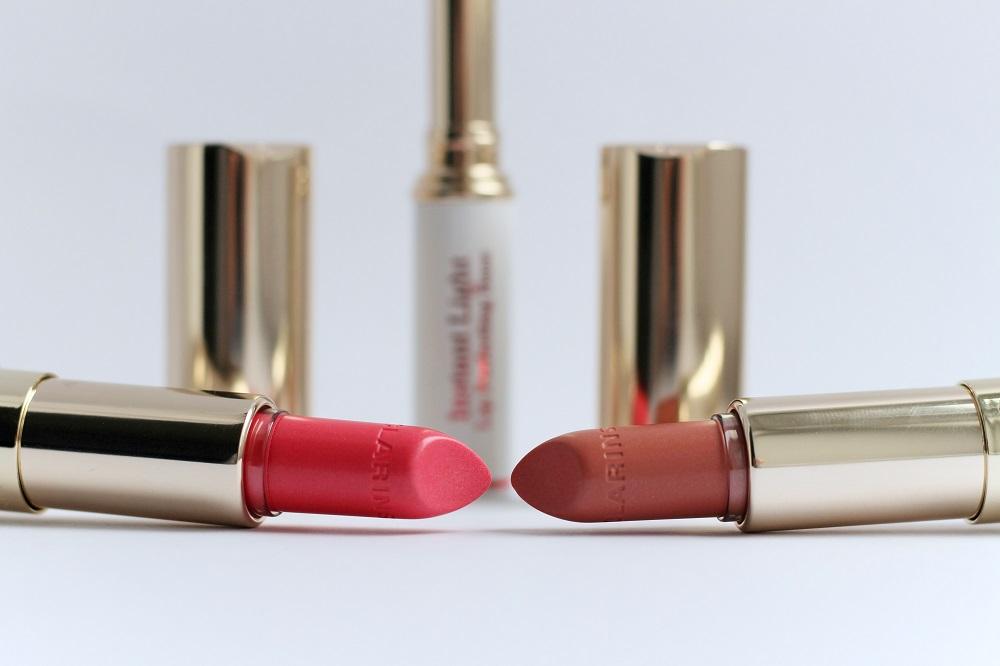 Die neuen Joli Rouge Brillant Lippenstifte von Clarins