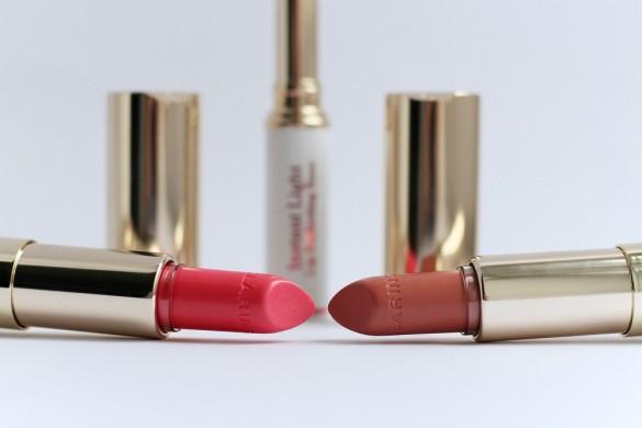 Clarins Joli Rouge Brillant & Base Fixante Lèvres