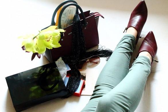 Eine Bloggerin auf Reisen