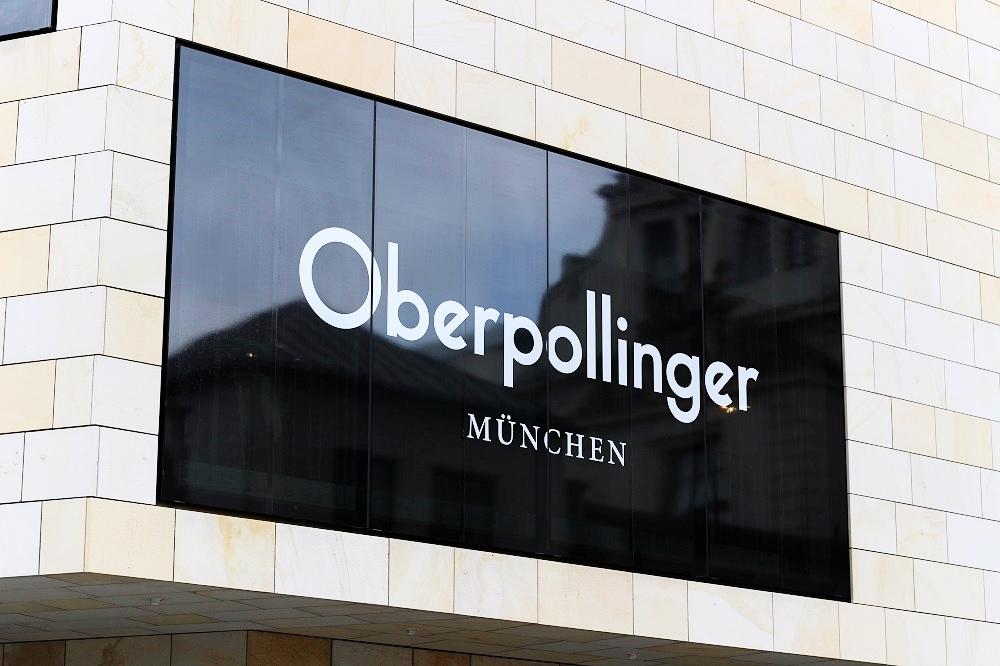 Eine Bloggerin auf Reisen - Oberpollinger München