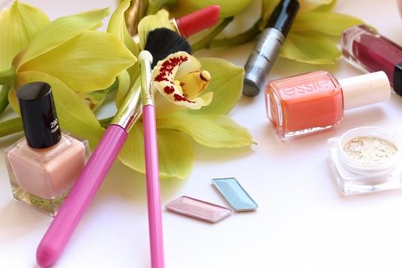 Make-up Trends Frühjahr--Sommer 2016