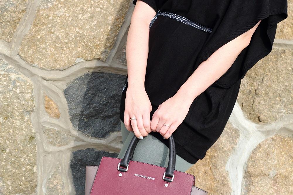 [Outfit] Bordeaux im Frühling