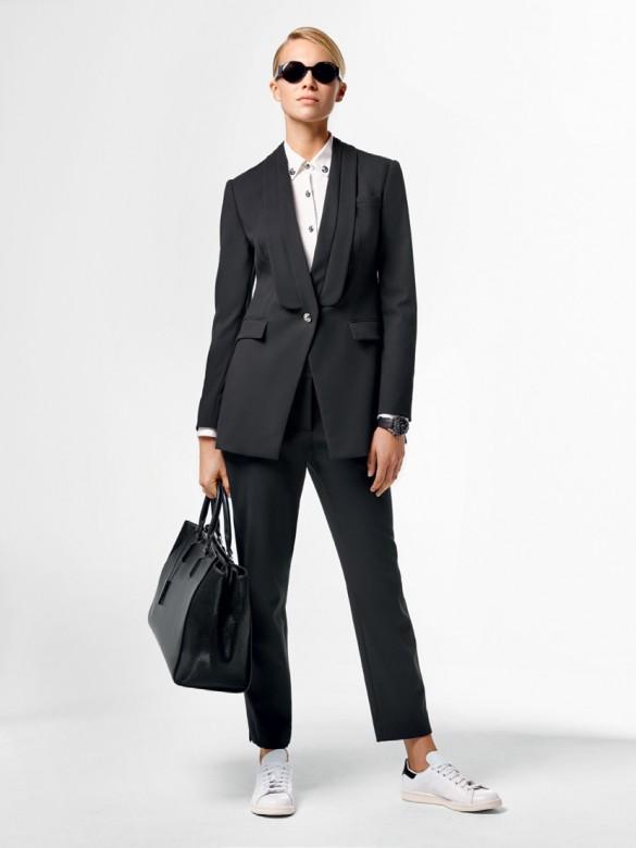 Porsche Design Woman Fashion Look 9