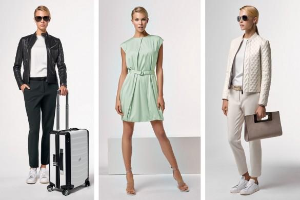 Porsche Design Woman Fashion Looks