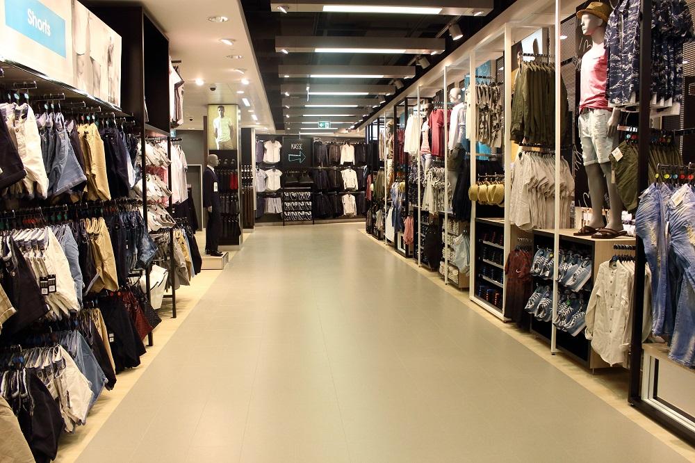 Eröffnung Primark Store Leipzig - 2. OG Herrenmode