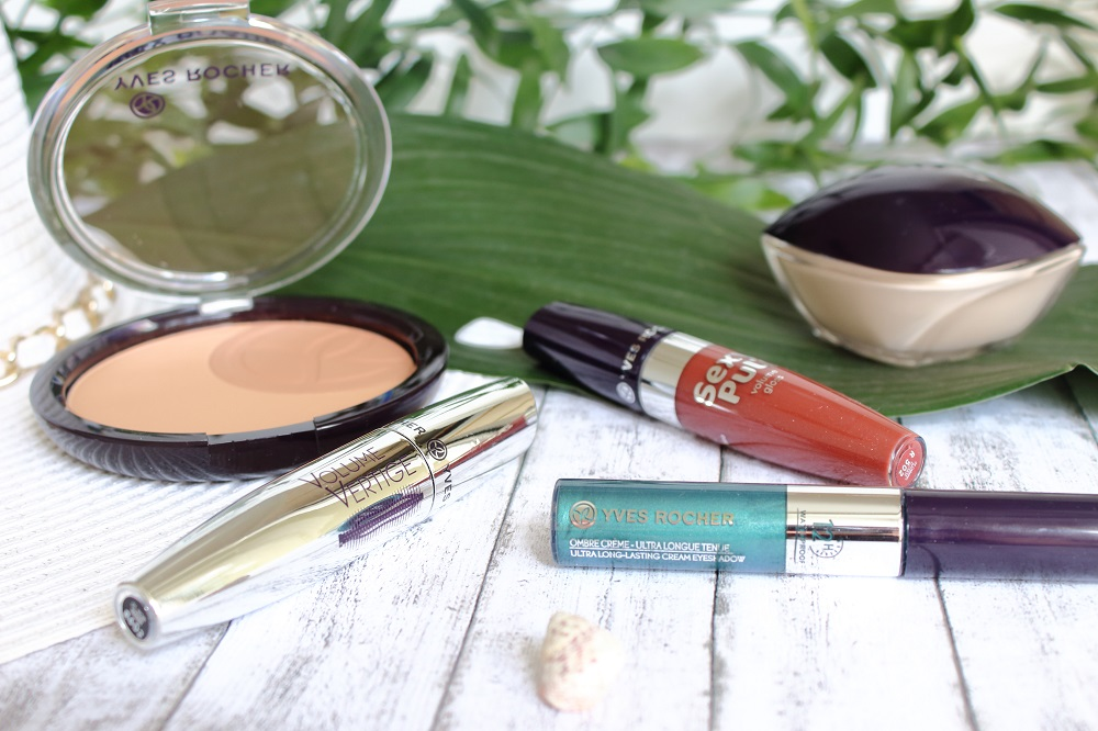 Mein Beachparty Make-up-Look mit Yves Rocher - Produke 1
