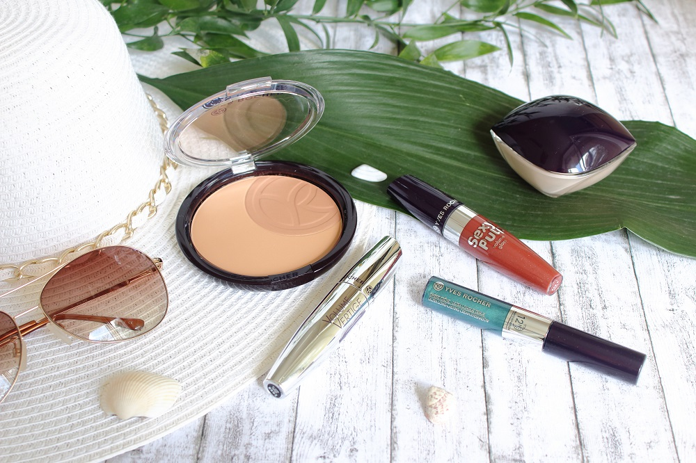 Mein Beachparty Make-up-Look mit Yves Rocher