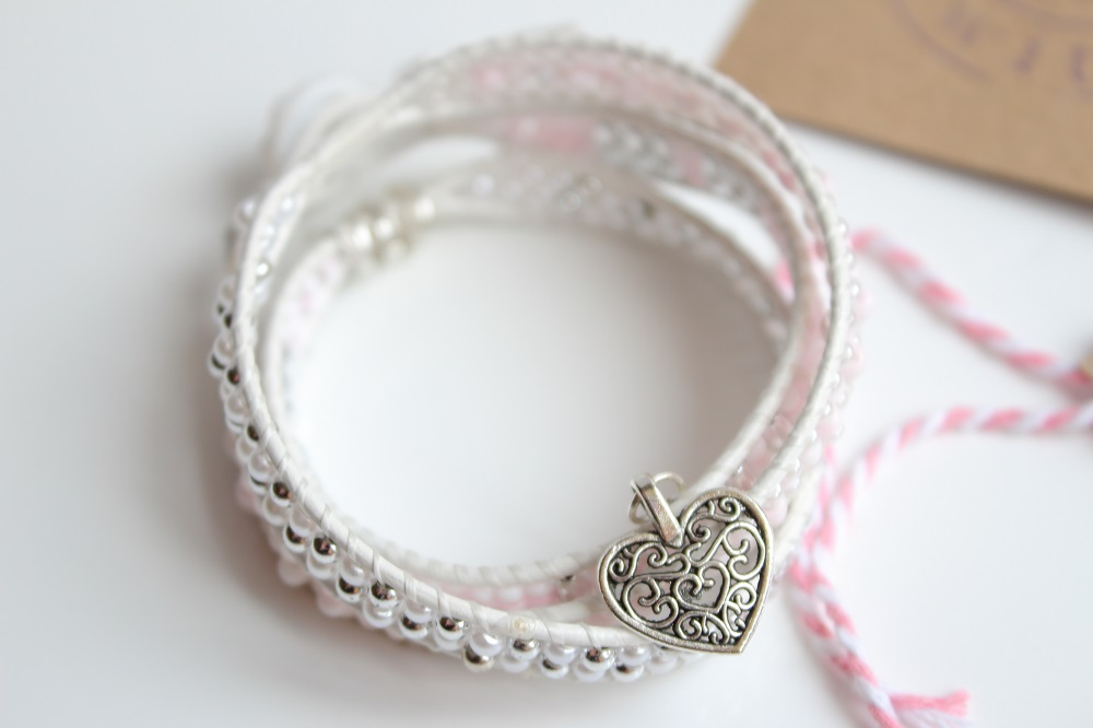 Blogger-Armband-Kollektion - Dailydreamery Leipzig - Modell Mary Loves 2