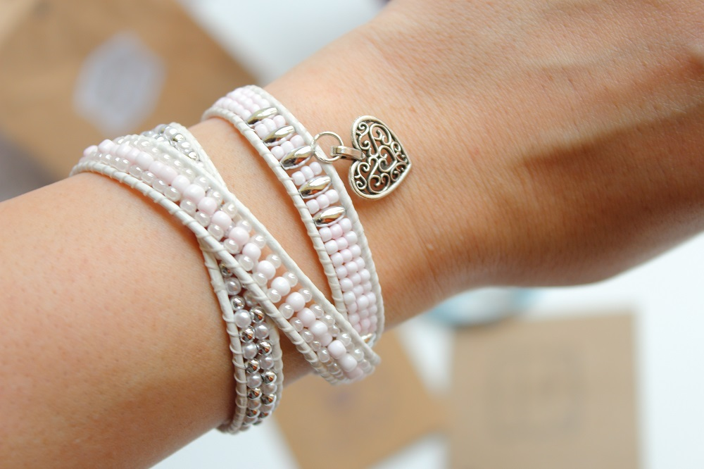 Blogger-Armband-Kollektion - Dailydreamery Leipzig - Modell Mary Loves 4