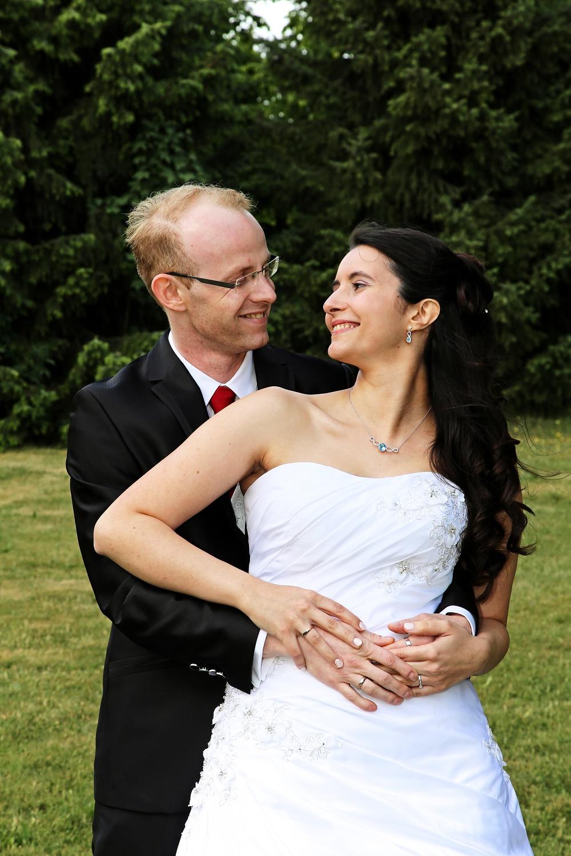 Heute vor einem Jahr - Hochzeit