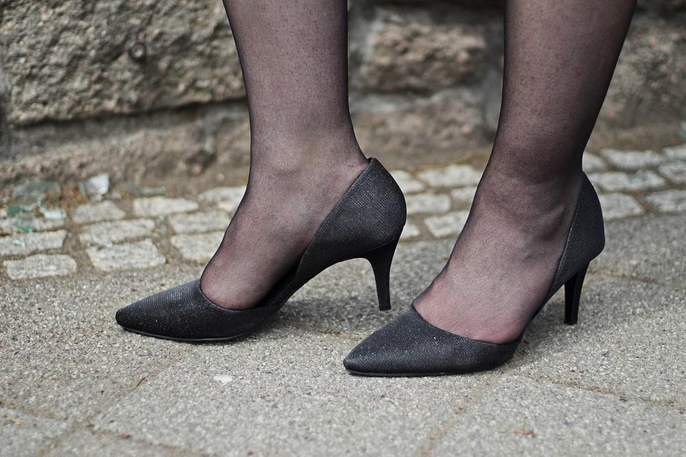 Mein Look zum ersten Hochzeitstag - Schuhe
