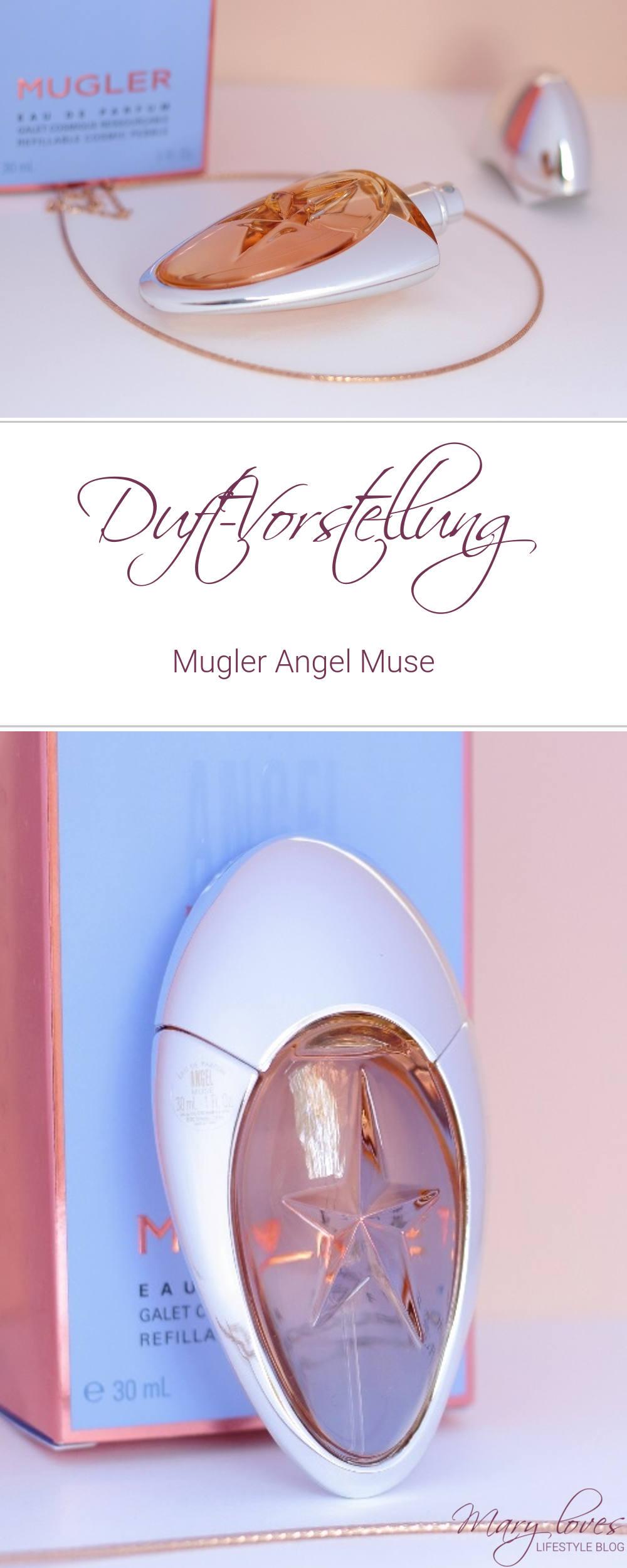[Duftvorstellung] Mugler Angel Muse