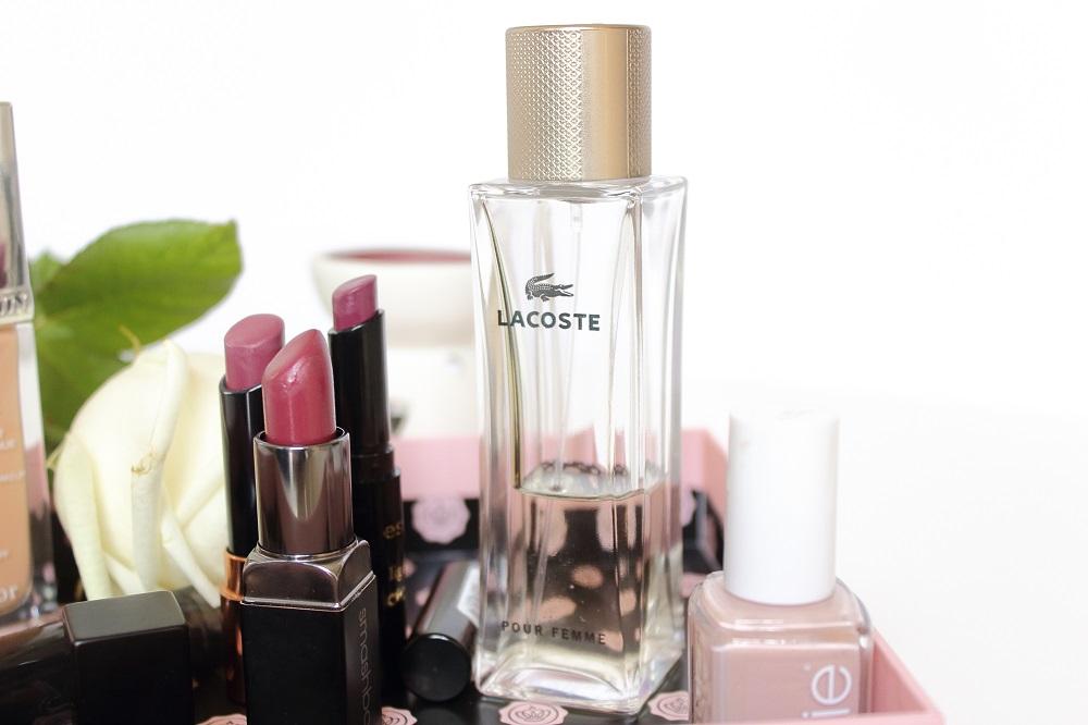 Meine Beauty-Klassiker - Parfum Lacoste Pour Femme