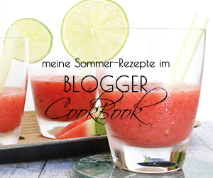 A little Fashion Blogger CookBook Sommer 2016