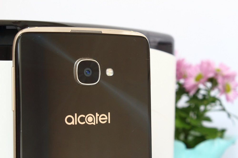 Boom me up - Das neue Alcatel Idol 4s - Kamera