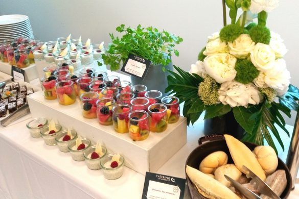 Catrice Blogger-Event - Buffet