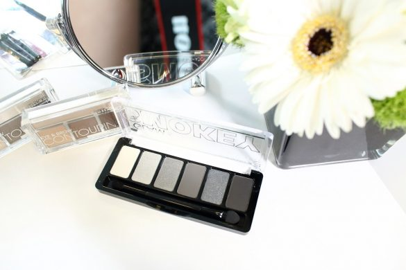 Catrice Blogger-Event - Die Beauty-Neuheiten für Herbst-Winter 2016-2017 - Augen-Make-up - Glam & Smokey Eyeshadow Palette