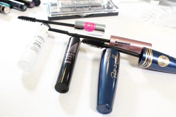 Catrice Blogger-Event - Die Beauty-Neuheiten für Herbst-Winter 2016-2017 - Augen-Make-up - Mascara