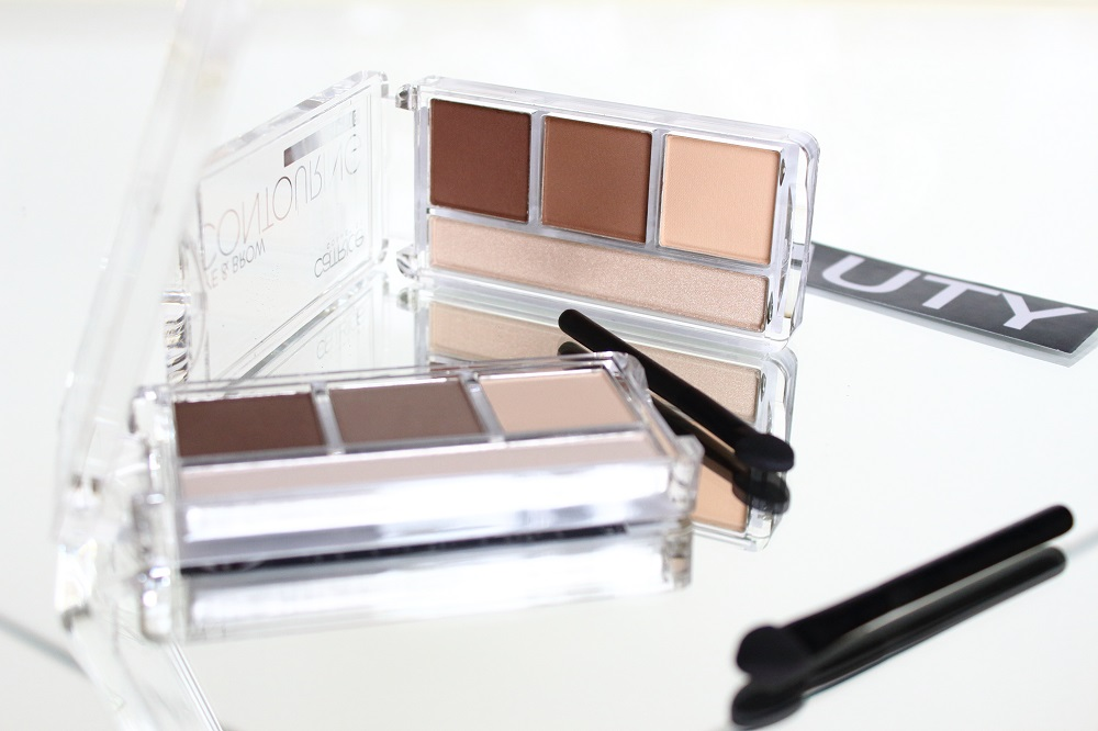 Catrice Neuheiten Augen Make-up Herbst-Winter 2016 - Eye & Brow Contouring Palette 010 & 020