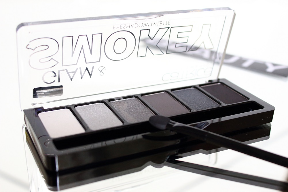 Catrice Neuheiten Augen Make-up Herbst-Winter 2016 - Glam & Smokey Eyeshadow Palette