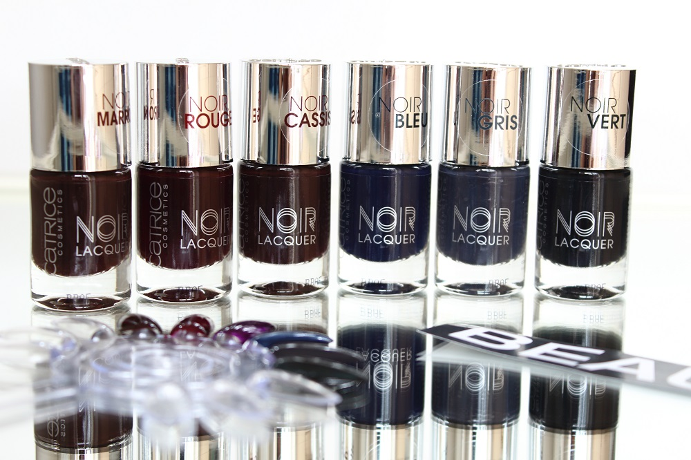 Catrice Neuheiten Nägel - Make-up Herbst-Winter 2016 - Noir Lacquer