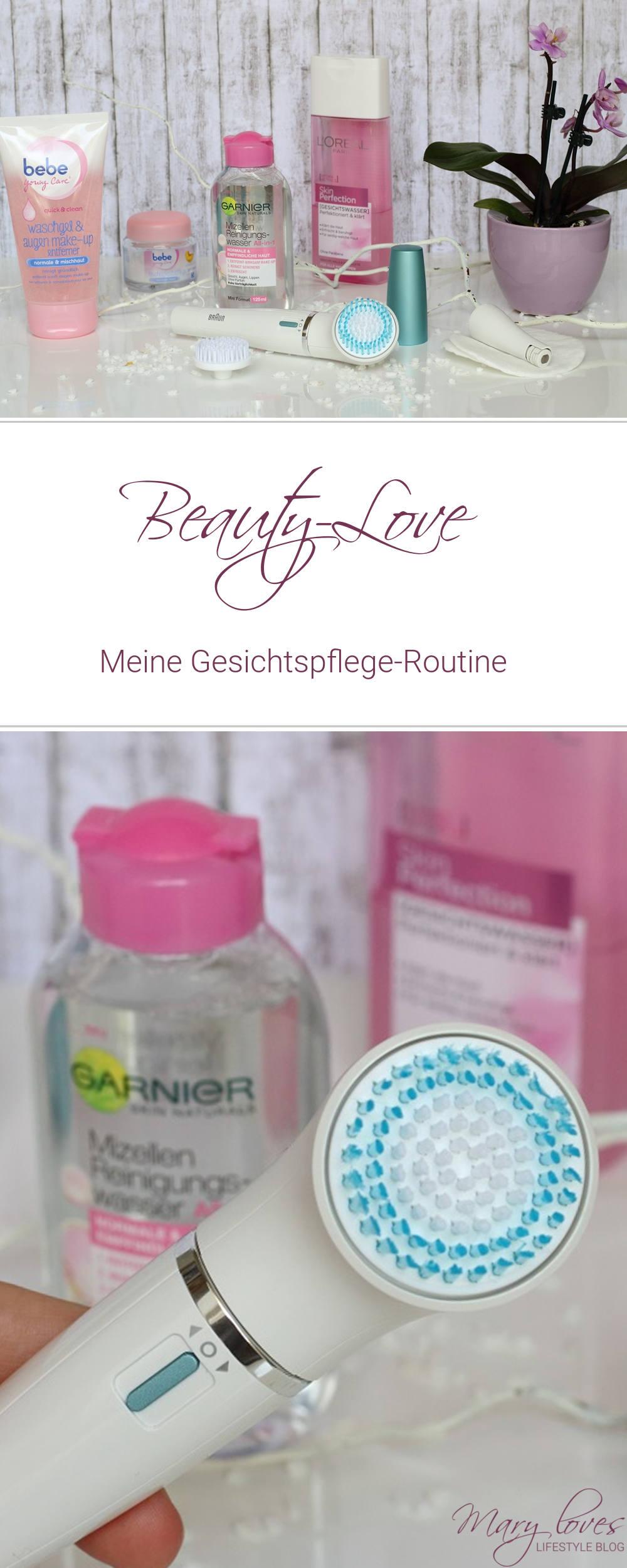 Beauty-Love - Meine Gesichtspflege Routine
