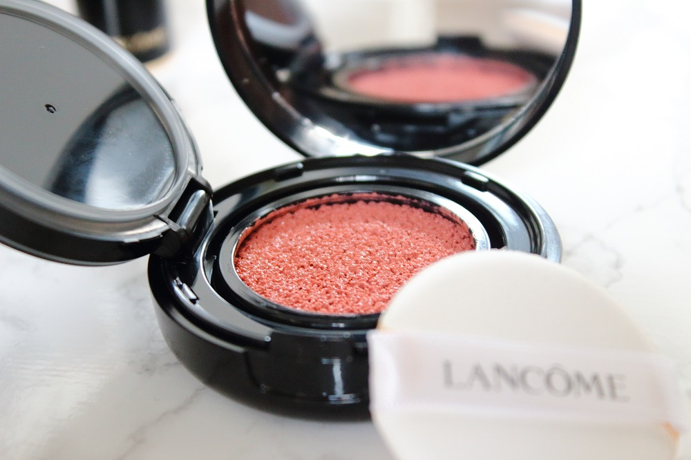 Beauty-Neuheiten von Lancôme im Test - Cushion Blush Subtil 022 Rose Givrée