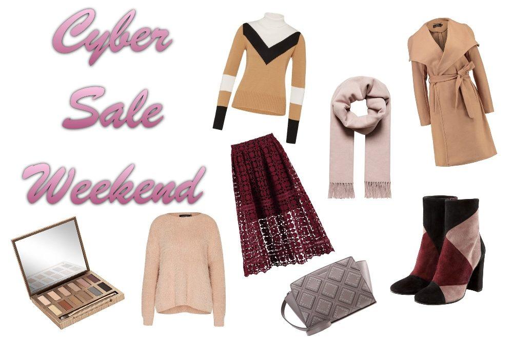 Cyber Sale Weekend