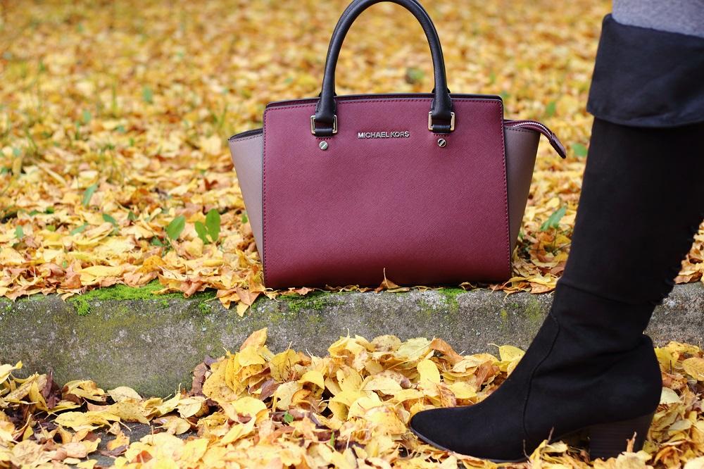 [Outfit] Shorts im Herbst kombinieren - Michael Kors Selma