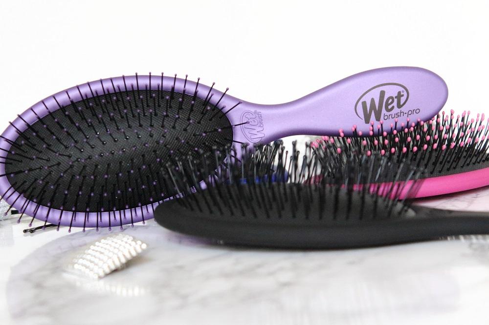Wet Brush Pro - Die intelligente Haarbürste