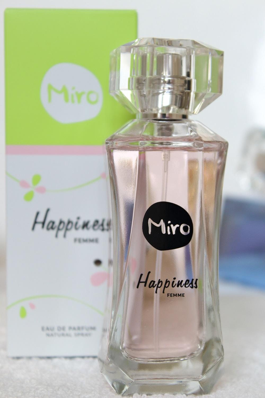 Miro Parfum - Tolle Düfte für kleines Geld - Miro Happiness