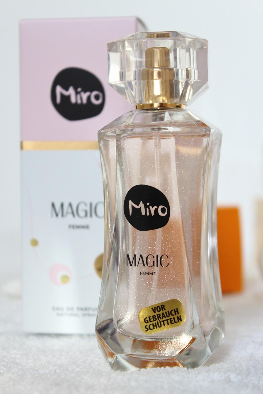 Miro Parfum - Tolle Düfte für kleines Geld - Miro Magic