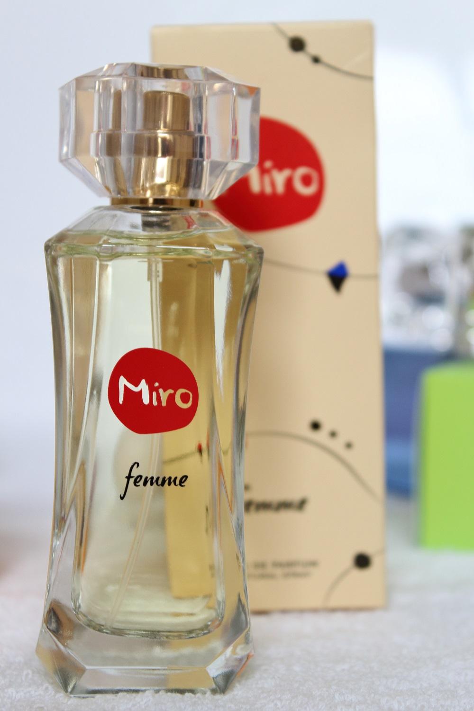 Miro Parfum - Tolle Düfte für kleines Geld - Miro femme