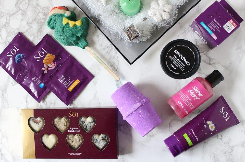 Nikolaus-Gewinnspiel - Gewinne ein Beauty-Paket von Lush oder SÔI