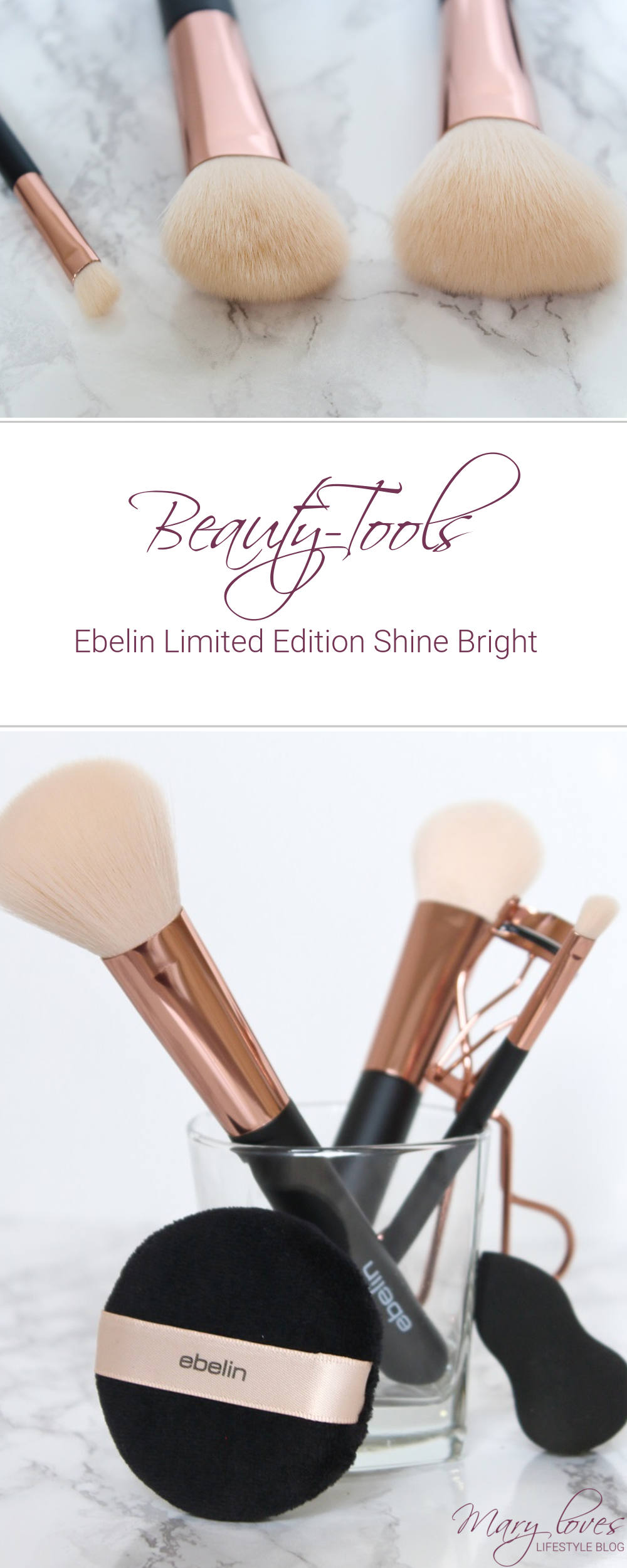 Beauty-Tools - Ebelin Limited Edition Shine Bright