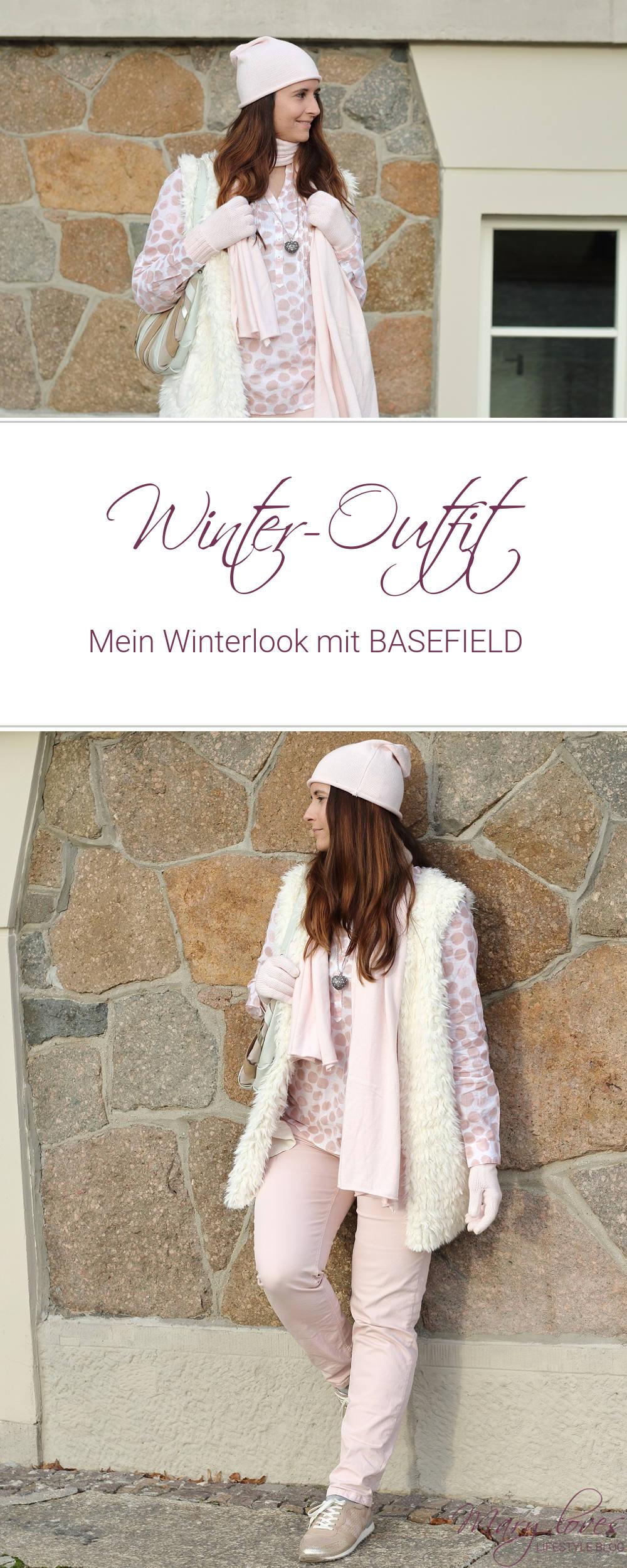 [Outfit] Mein Winterlook mit BASEFIELD